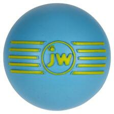 "JW Pet iSqueak Squeaky Durable Rubber Ball Dog Chew Toy 3"" MEDIUM"
