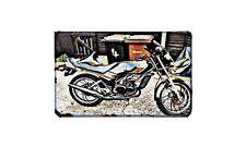 German Rd80 Motorbike A4 photo Retro Bike