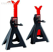 Craftsman 3 ton High Lift Jack Stands Cars Trucks Garrage Mechanics Auto Tool