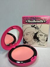 BNIB MAC Alpha Girl Powder Heatherette Collection New With Box Alphagirl Compact
