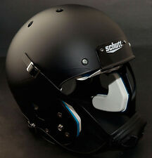 Schutt AiR XP Football Helmet ADULT LARGE (Color: FLAT BLACK) *NEW*