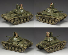 RA054 Russian T-70 Tank by King & Country