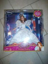Disney Enchanted GISELLE Fairytale Wedding Doll Amy Adams RARE HTF