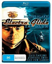 ELECTRA GLIDE IN BLUE - (ROBERT BLAKE) - BLU-RAY - BRAND NEW!!! SEALED!!!