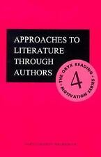 Approaches to Literature through Authors (The Oryx Reading Motivation -ExLibrary