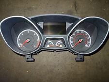 Ford focus st 250 diesel instrument cluster speedo clocks f1et 10849 amk 14 - 16