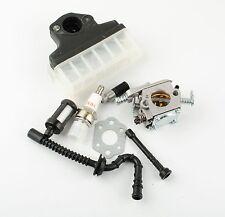 Carburetor Carb Fuel Oil Filter Line For Stihl Ms210 Ms230 Ms250 021 023 025