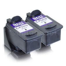 2 Patronen für Canon Pixma MP 282 PG510