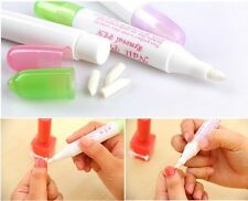 2PCS Acetone Nail Art Polish Corrector Remover Specialized Pen Nail Clean