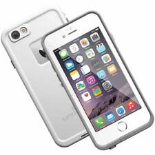 NEW LifeProof FRE Water Dust Proof Hard Case for iPhone 6 & iPhone 6s  White
