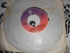 """REAL THING  - WHENEVER YOU WANT MY LOVE -  ( 7"""" Vinyl )  record 7N 46045"""