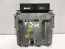 2012 2013 2014 KIA RIO A/T PN:39110-2BDA7  / ENGINE COMPUTER ECM ECU OEM P148