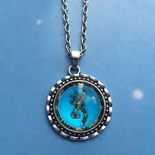 HOT Browning Deer Necklace Photo Alloy Necklaces & Pendants #1114