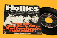 """THE HOLLIES 7"""" THE DAY THAT....ORIG GERMANY"""