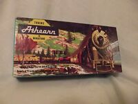 Athearn model train sw1500 HO Santa Fe no 2418