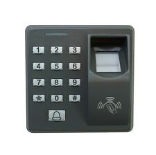 M-F100 Fingerprint RFID Proximity Entry Lock Door Control Systems