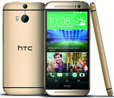 HTC One M8 32GB  6.0.0  Gold + unlocked to all networks