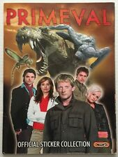 X 1 E-MAX PRIMEVAL OFFICIAL STICKER ALBUM - NICK CUTTER - ABBY MAITLAND