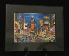 Broadway Time Square Picture Frame Wicked Rent Hairspray Mama Mia Phantom More