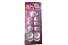 Hello Kitty 11 Piece Dishes Set Hello Kitty Cup and Saucer Tea Set , HK:35