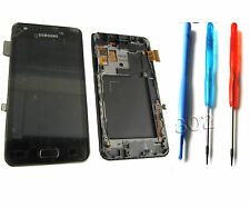 Samsung Galaxy i9103 R / Z LCD Display + Touch Screen Digitizer Frame + Tools UK