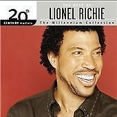 Lionel Richie - 20th Century Masters - The Millennium Collection (The Best of...