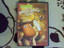Nick Jr. The Backyardigans Join The Adventurer's Club (DVD, 2010) EUC
