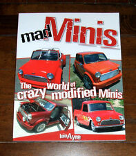 BOOK: Mad Minis: The Crazy World of Modified Mini Coopers / Mods Cars Auto UK