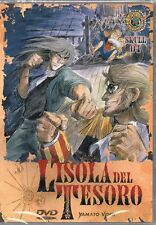 L'ISOLA DEL TESORO - VOL. 4 - DVD (NUOVO SIGILLATO) YAMATO VIDEO