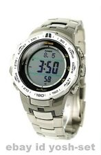 CASIO watches PROTREK titanium band specification PRW-3100T-7JF from japan