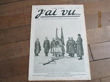 JOURNAL J AI VU tome 17 11 mars 1915 une messe en prusse orientale  photos
