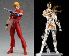 Cobra The Space Pirate Cobra & Crystal Bowie Figma Action Figure