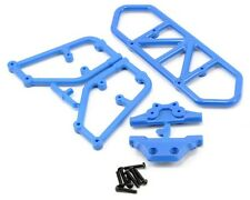 RPM Rear Bumper Blue Slash 4x4 RPM80125
