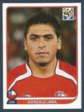 PANINI-SOUTH AFRICA 2010 WORLD CUP- #622-CHILE & WBA-NOW FOREST-GONZALO JARA