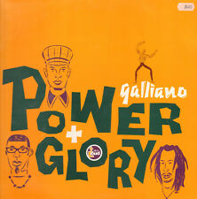 GALLIANO - Power And Glory / Stoned Agai - Talkin Loud