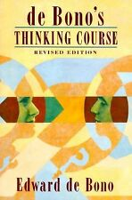 De Bono's Thinking Course, Revised Edition Edward de Bono Paperback