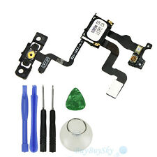 Proximity Sensor+Power Button Flex Cable+Earpiece Speaker For iPhone 4S+ 6 Tools