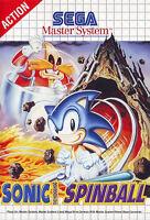 ## SEGA Master System - Sonic Spinball - TOP / MS Spiel ##