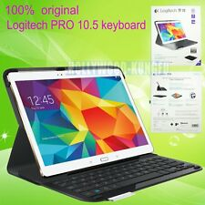 "Logitech Type-S Keyboard Case for Samsung Galaxy Tab S 10.5"" Tablet Black New"
