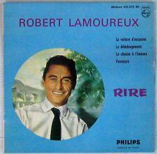 Robert Lamoureux 45 tours La voiture d'occasion