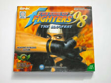 PC Game New - The King of Fighters 98 (Korean Version)