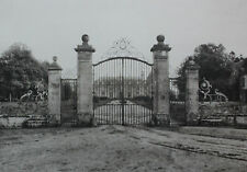 Châteaux de France Bourgogne Sully (Saône et Loire) Massin v. 1910 39 x 26 cm
