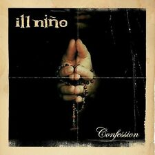 ILL NINO 'CONFESSION' CD NEU +BONUS VIDEO NEW METAL