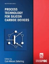 Process Technology for SIC Devices (EMIS Processing Series, 2)