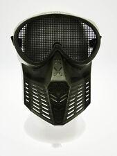 Maschera Tactical  Metallo Face Rete Verde Royal