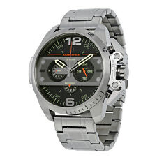 Diesel Ironside Gunmetal Ion-plated Stainless Steel Mens Watch DZ4363