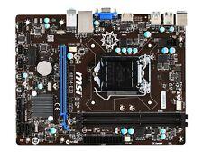 MSI H81M-E33 LGA1150/Intel H81/DDR3/SATA3 Micro ATX Motherboard (NEW)