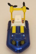 Vintage Transformers G2 Mini vehicle SeaSpray metallic