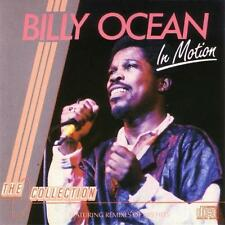 Billy Ocean  In Motion - The Collection