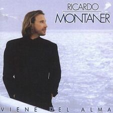 Viene del Alma by Ricardo Montaner (CD, Apr-2005, EMI NEW